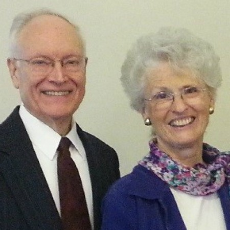 Bernard & Sharon Evans